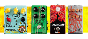 Fuzz Pedals Collection | Boost Guitar Pedals
