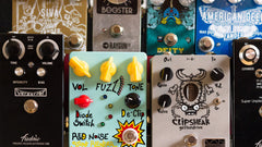 Guitar Pedal Buying Guide