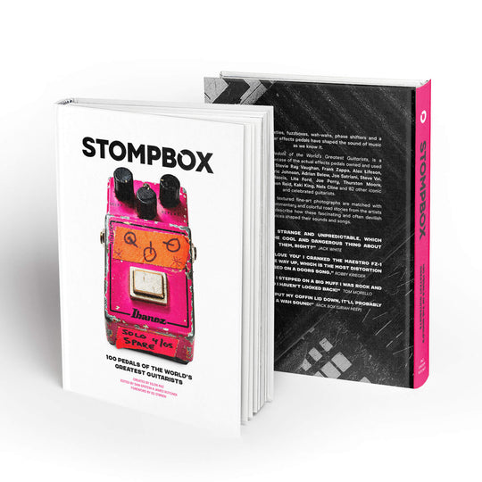 Stompbox 100 Pedals of the World's Greatest Guitarists - Boost Guitar Pedals