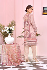 Load image into Gallery viewer, 121217- Embroidery Printed Lawn 3PC