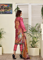 Load image into Gallery viewer, 12801- Digital Printed Lawn 3PC