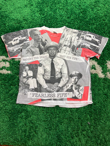 92 Barney Fife Andy Griffith Show tee