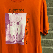 Load image into Gallery viewer, Supreme With Your Head Tee