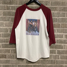 Load image into Gallery viewer, 70s Van Halen Baseball Tee