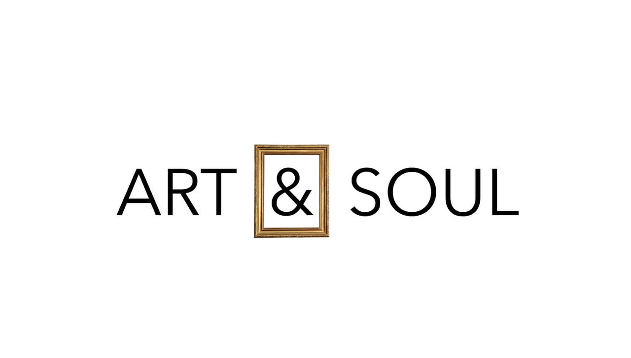 Art & Soul logo for art & music blogger Stella Tooth