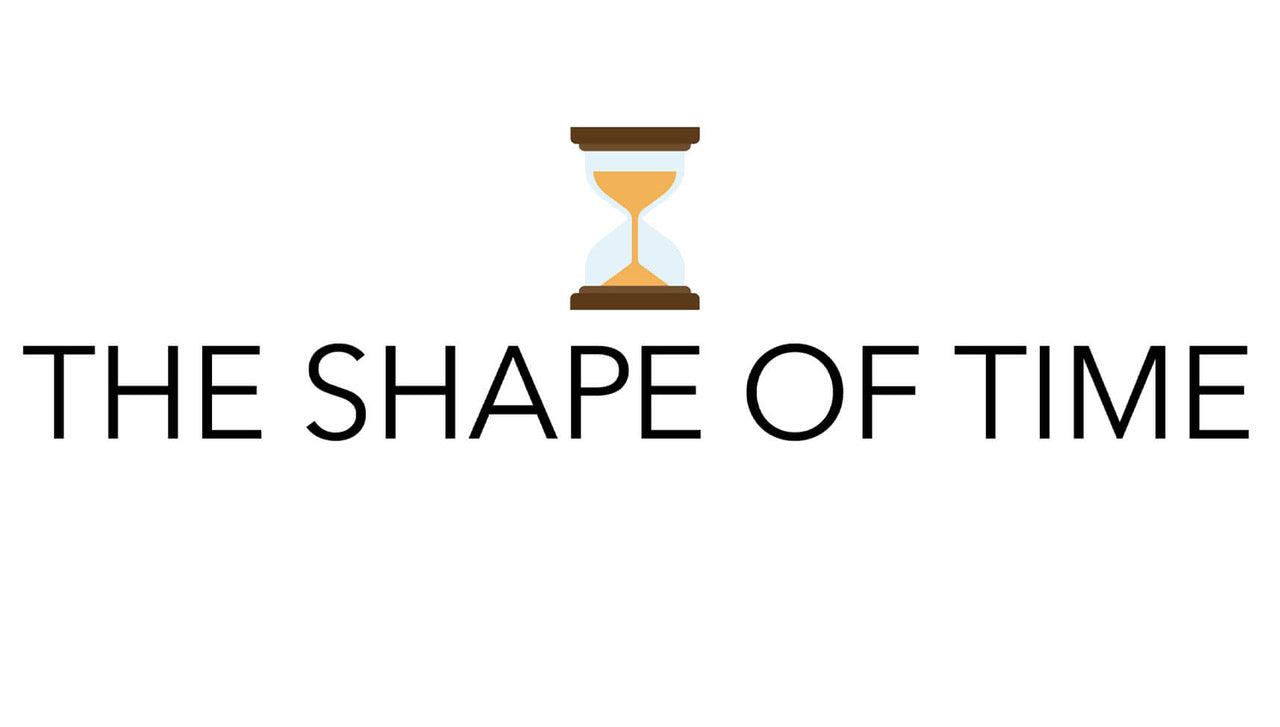 The shape of time blogger logo by Anna Kriger