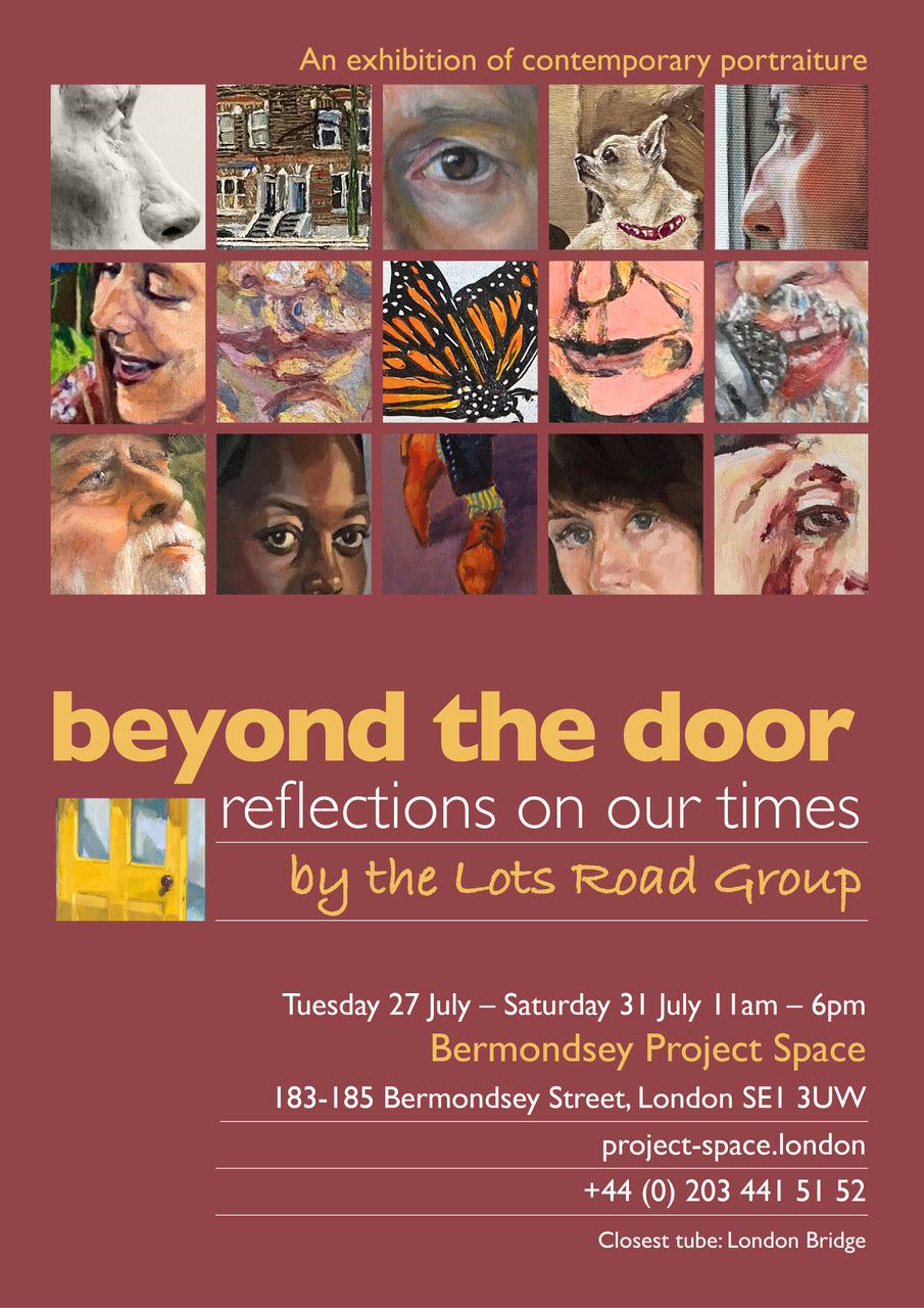 Beyond the Door by Lots Road Group of portraitists