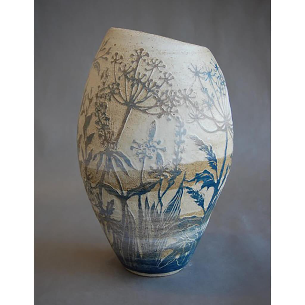 In the field by ceramicist Jonquil Cook