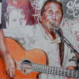 Chip Hawkes ex Tremeloes by Stella Tooth Detail