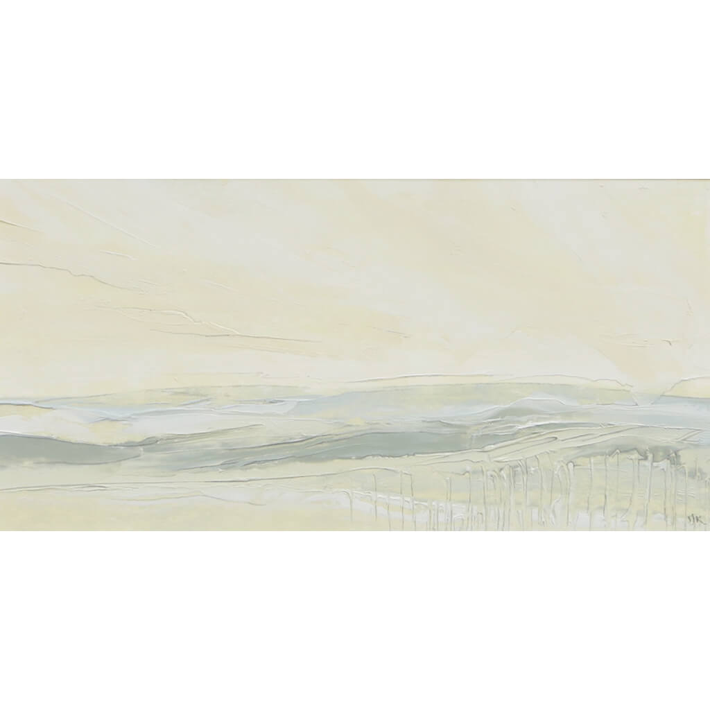 Landscape in Farrow's Cream by Sarah Knight