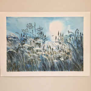 Moonlight by Helen Trevisiol Duff giclée print full