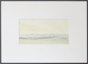 Landscape in Farrow's Cream by Sarah Knight Display