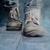 Old Boots by Sarita Keeler Original Acrylic Painting on Canvas
