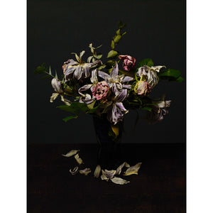 Dutch Masters 16 floral bouquet photograph by Michael Frank
