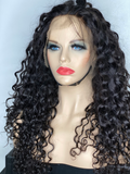 LACE FRONTAL CURLY WIG UK