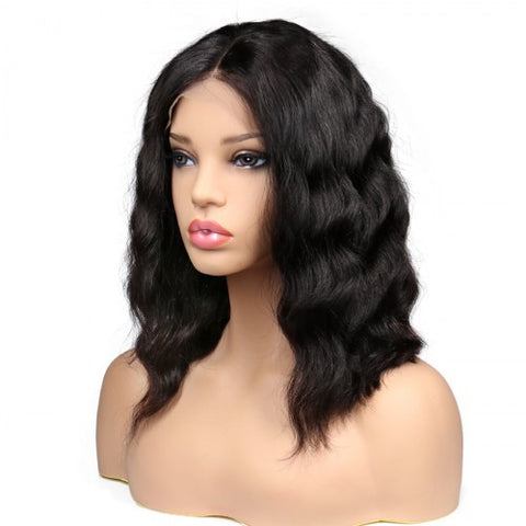 LACE CLOSURE BODY WAVE WIG