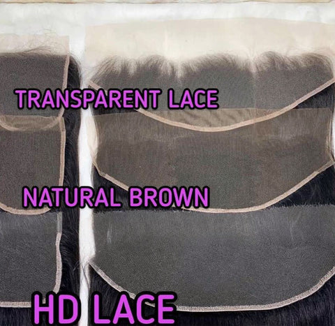 HD LACE 5by5 closure