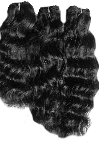 Premium India Human Hair Bundles Uk