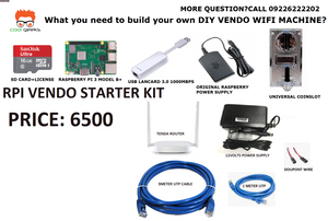 Piso Wifi Kit Raspberry Pi