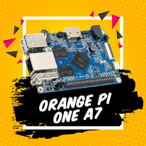 Orange Pi One A7 Quad Core 1.2GHz 512MB DDR3 RAM