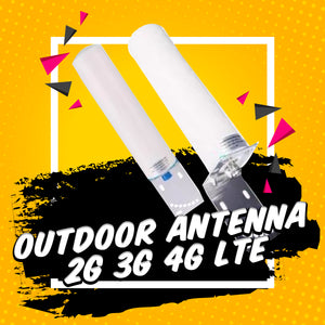 Outdoor Antenna 2G 3G 4G LTE Signal 20dbi+RG58 CABLE
