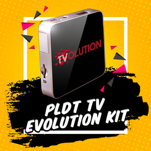 PLDT TV EVOLUTION KIT