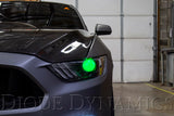 Multicolor Demon Eye Kit for 2015-2017 Ford Mustang Diode Dynamics - San Diego Overland
