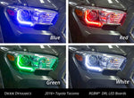 Tacoma 2016-2019 Pro-Series RGBW DRL Boards Diode Dynamics