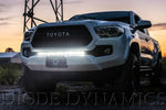 Tacoma 30 Inch LED Light Bar Kit 16-19 Tacoma Stealth Clear Flood Diode Dynamics - San Diego Overland