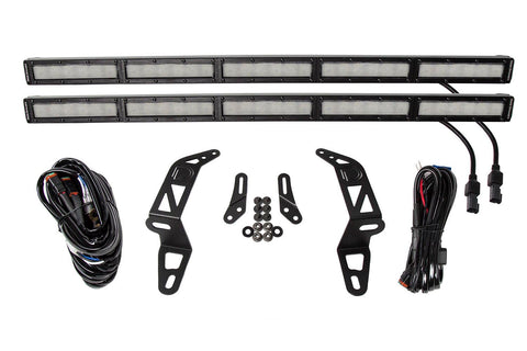 Jeep 2018 SS30 Bumper LED Kit White Flood Dual Diode Dynamics - San Diego Overland
