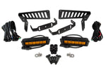 Jeep JL 2018-2019 Stage Series 6 Inch Cowl LED Kit Amber Driving Diode Dynamics - San Diego Overland
