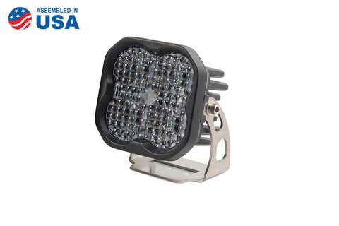 Worklight SS3 Sport White Flood Standard Single Diode Dynamics - San Diego Overland
