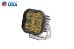 Worklight SS3 Sport Yellow Spot Standard Single Diode Dynamics