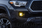 SS3 LED Fog Light Kit for 2014-2018 Toyota Highlander White SAE/DOT Fog Pro Diode Dynamics - San Diego Overland