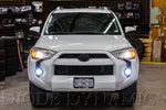 SS3 LED Fog Light Kit for 2010-2019 Toyota 4Runner Yellow SAE/DOT Fog Pro Diode Dynamics - San Diego Overland