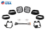 SS3 LED Fog Light Kit for 2007-2014 GMC Yukon White SAE/DOT Driving Pro Diode Dynamics