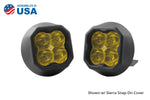 SS3 LED Fog Light Kit for 2007-2009 Ford Escape Yellow SAE/DOT Fog Pro Diode Dynamics - San Diego Overland