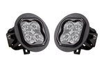 SS3 LED Fog Light Kit for 2005-2011 Toyota Tacoma White SAE/DOT Driving Sport Diode Dynamics