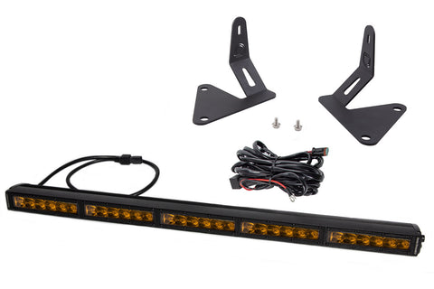 Colorado/Canyon SS30 Stealth Lightbar Kit For 15-Pres Colorado/Canyon Diode Dynamics Amber Driving