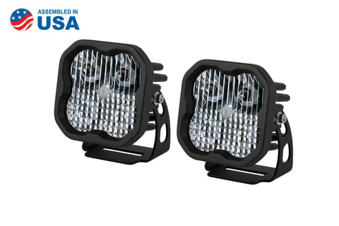 SS3 LED Pod Max White Combo Standard Pair Diode Dynamics - San Diego Overland