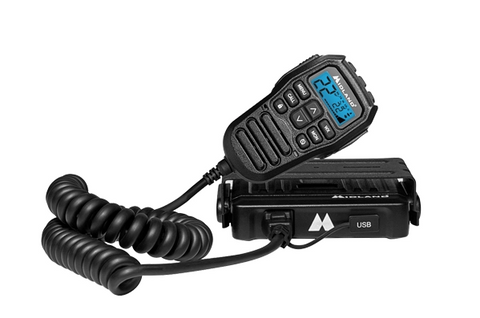 Midland MXT275 MICROMOBILE® TWO-WAY GMRS RADIO | Midland USA - San Diego Overland