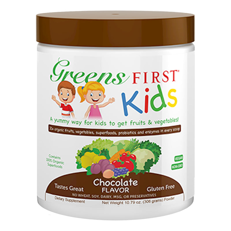 Greens First Kids Chocolate