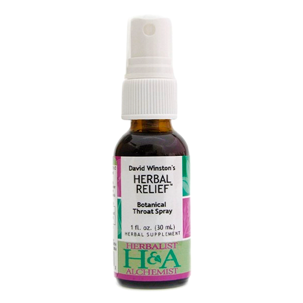 Herbal Relief Botanical Spray - Karim Chubin