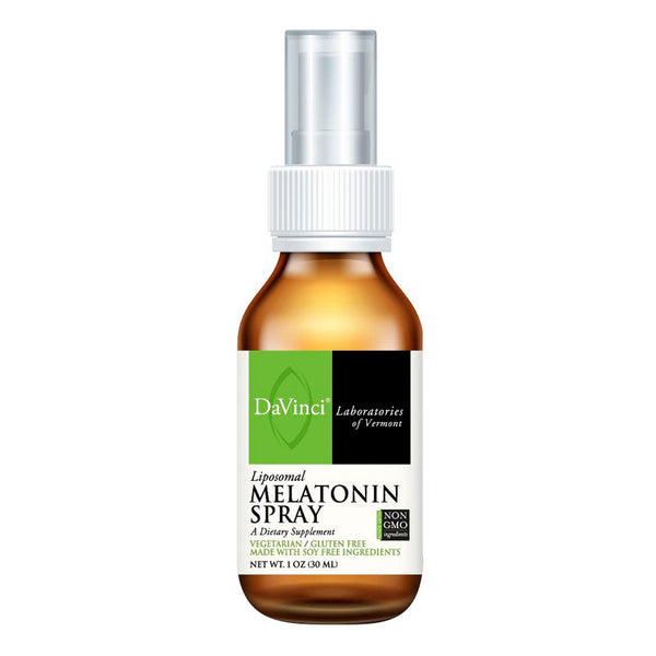 Liposomal Melatonin Spray