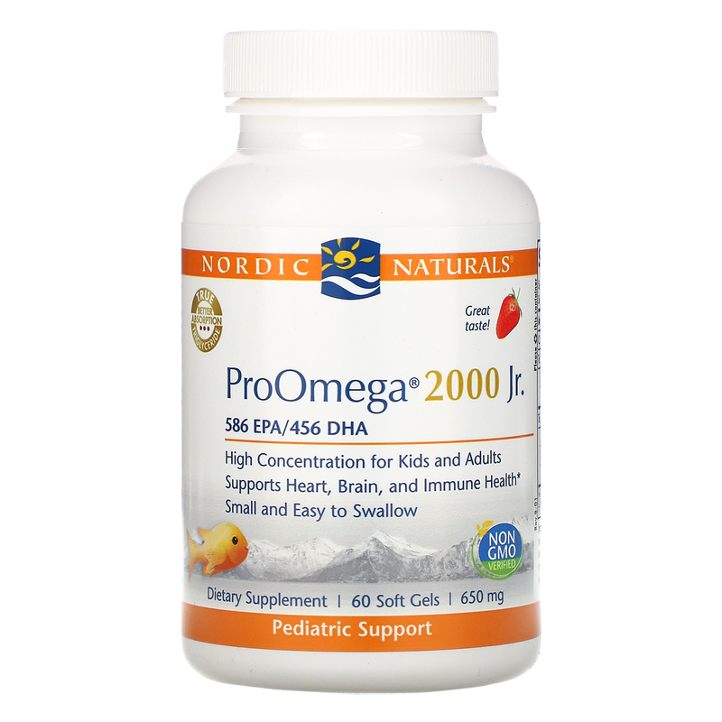 ProOmega 2000 Jr 60 softgels