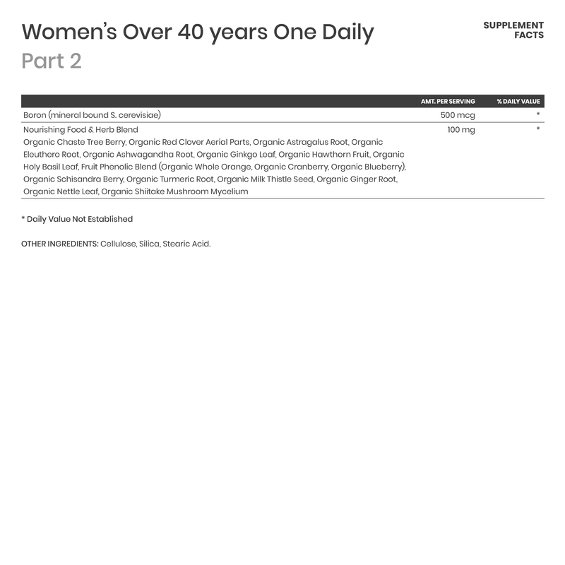 Women's Over 40 One Daily - Karim Chubin