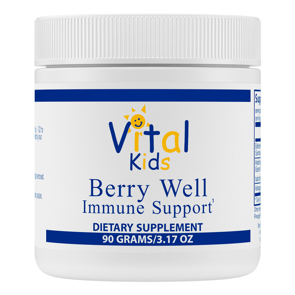 Berry Well Immune Support - Karim Chubin
