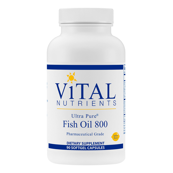 Ultra Pure Fish Oil 800 - Karim Chubin
