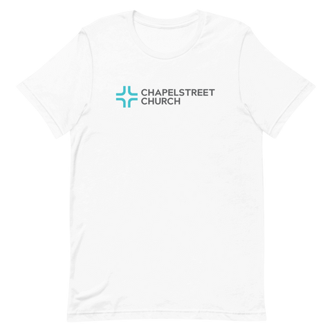 Chapelstreet Church Logo T-Shirt
