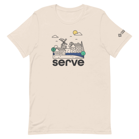"Chapelstreet ""Serve"" TShirt"